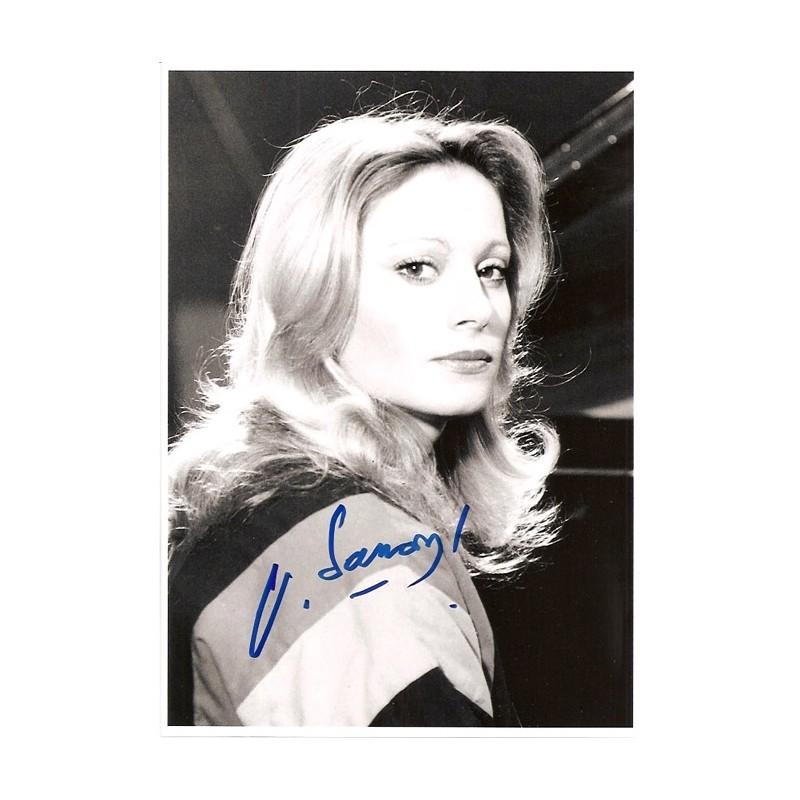 Autographe veronique sanson photo d dicac e - Compagnon de veronique sanson ...