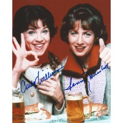 Penny MARSHALL & Cindy WILLIAMS - LAVERNE & SHIRLEY