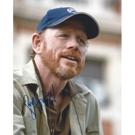 Autographe Ron HOWARD