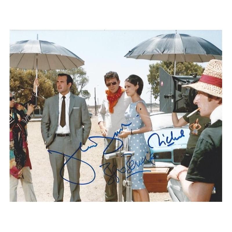 Autographe berenice bejo jean dujardin michel for Jean dujardin autographe