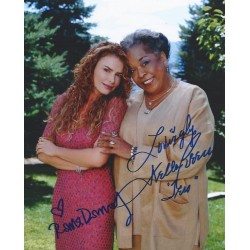 Roma DOWNEY & Della REESE - TOUCHED BY AN ANGEL