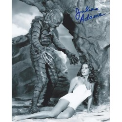 Autographe Julie ADAMS