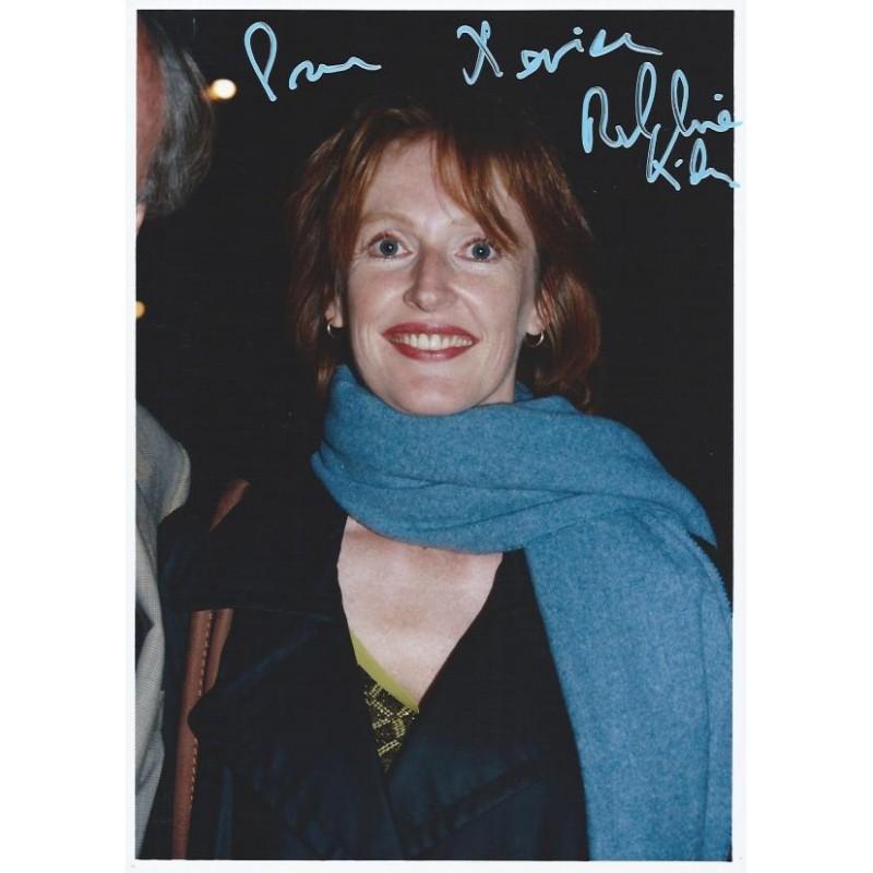 Delphine RICH Autograph