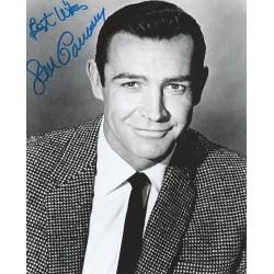 Autographe Sean CONNERY