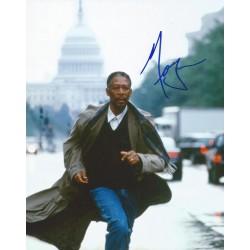 Autographe Morgan FREEMAN
