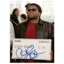 Autographe Anthony ANDERSON