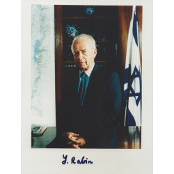 RABIN Yitzhak