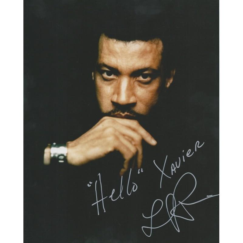 lionel ritchie vente disque france 2007