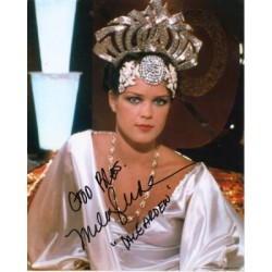 Autographe Melody ANDERSON