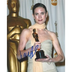 Autographe Jennifer CONNELLY