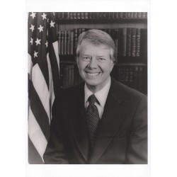 Autographe Jimmy CARTER