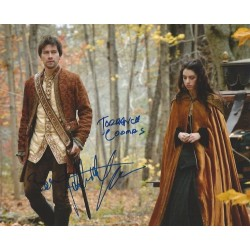 Torrance COOMBS & Adelaide KANE - REIGN