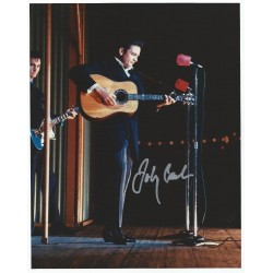 Autographe Johnny CASH