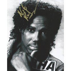 Autographe Nile RODGERS - CHIC