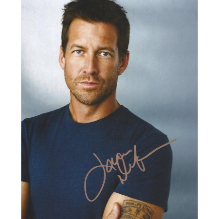 Autographe James DENTON