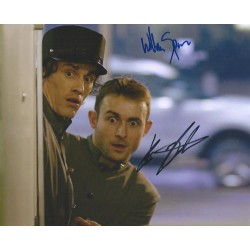 Autographe Caine SINCLAIR & William SPENCER