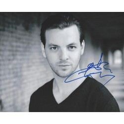 Autographe Gethin ANTHONY