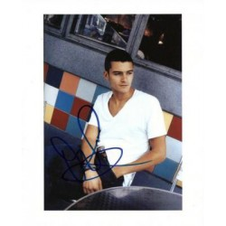 Autographe Orlando BLOOM