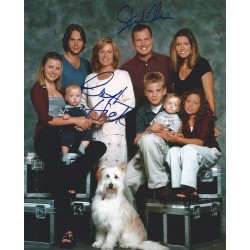 Autographe Stephen COLLINS & Catherine HICKS