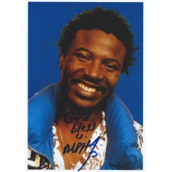 Autographe Alpha BLONDY