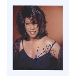 Autographe Mary WILSON - THE SUPREMES