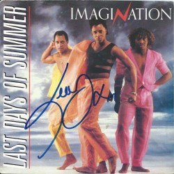 IMAGINATION - JOHN Leee