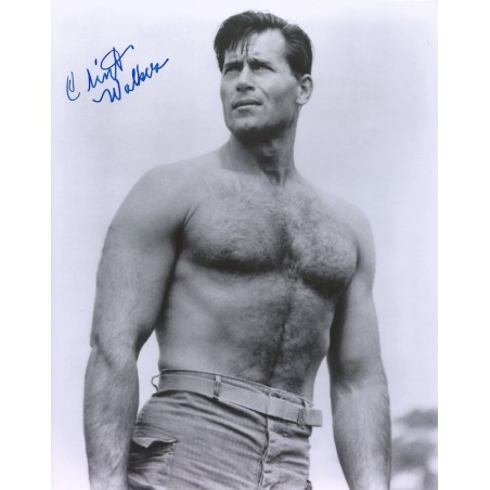Autographe Clint WALKER
