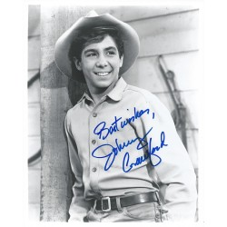Autographe Johnny CRAWFORD