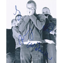 Autographe COLDPLAY