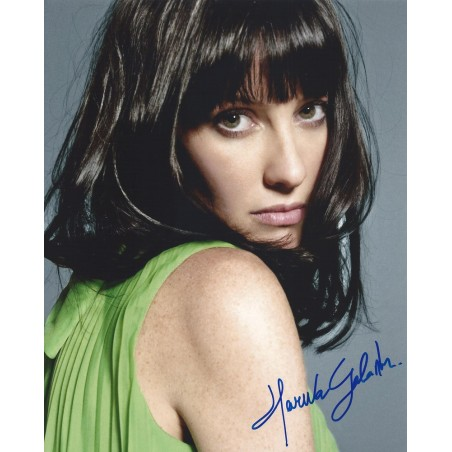 Autographe Mareva GALANTER - Miss France 1999
