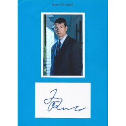 Autographe Jerry O'CONNELL