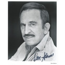 Autographe Don ADAMS