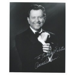 Autographe Donald O'CONNOR