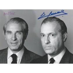 POIRET Jean & SERRAULT Michel