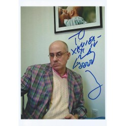Autographe James ELLROY