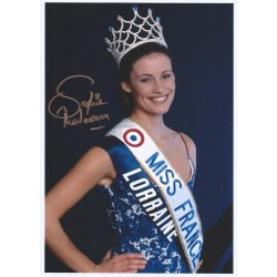 Sophie THALMANN - Miss France 1998