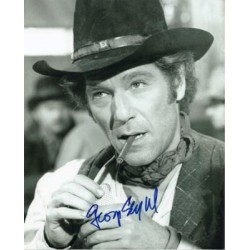 Autographe George SEGAL