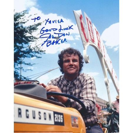 Autographe Joe Don BAKER