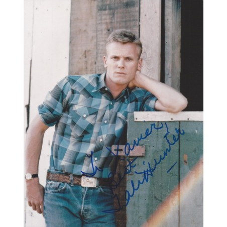 Autographe Tab HUNTER
