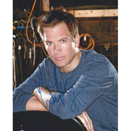 Autographe Michael WEATHERLY