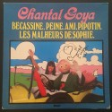Autographe Chantal GOYA