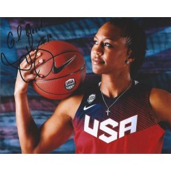 Autographe Tamika CATCHINGS