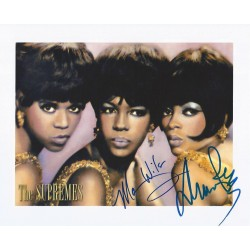 Diana ROSS & Mary WILSON - THE SUPREMES