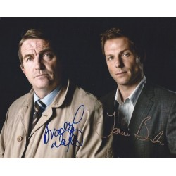 Jamie BAMBER & Bradley WALSH - LAW & ORDER UK