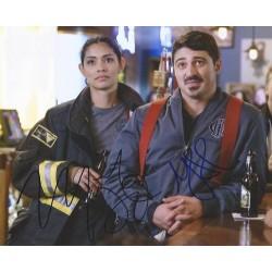 CHICAGO FIRE - MAYO Miranda...