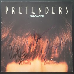 THE PRETENDERS - HYNDE...