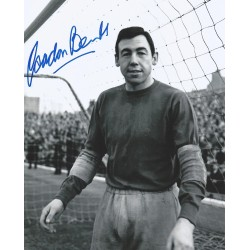 Autographe Gordon BANKS