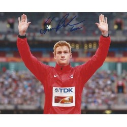 Shawn BARBER