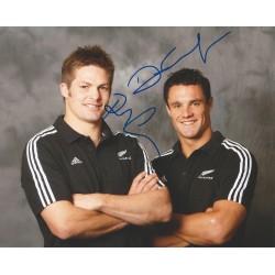CARTER Dan & MCCAW Richie