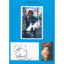 Autographe CAPTAIN SENSIBLE